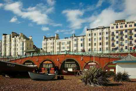Old Ship Hotel - Standard or Sea View Room for Two with Breakfast - Save 19%