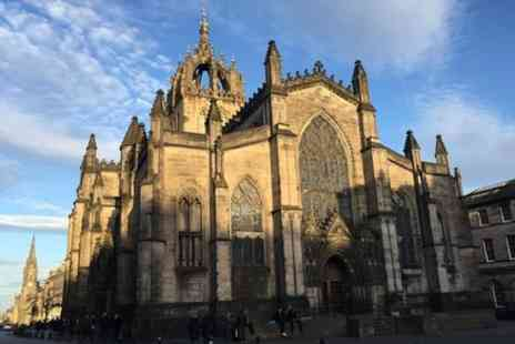 Adventure Alba - A private walking tour of the old town of Edinburgh - Save 0%