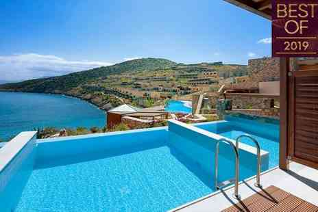 Daios Cove Luxury Resort & Villas - Five Star Luxury Collection: Spectacular Escape with Infinite Sea Views - Save 25%