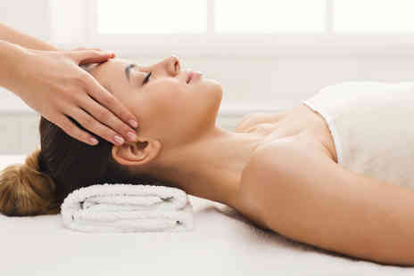 Derma Care London - 1 hour pamper package with two 25 minute treatments and a glass of bubbly - Save 0%