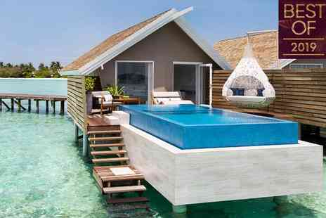 Lux South Ari Atoll Luxury - Five Star Luxury Collection Lavish Paradise Island Escape and Optional City Stopover - Save 0%