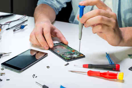 Phone Surgery - iPhone screen repair or iPhone battery replacement - Save 46%