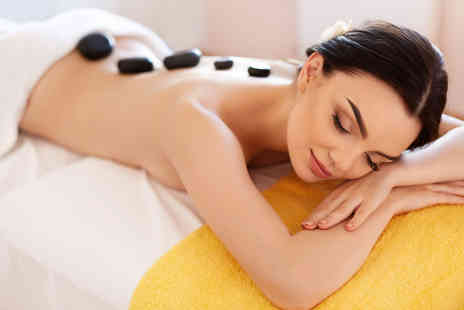 Therapy At Bella Donna - Hot stone massage with an Indian head massage or reiki - Save 67%
