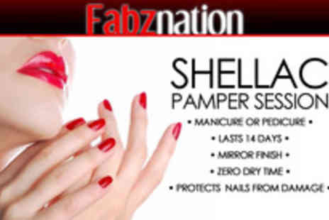 Fabznation - Get your hands and feet treated - Save 56%