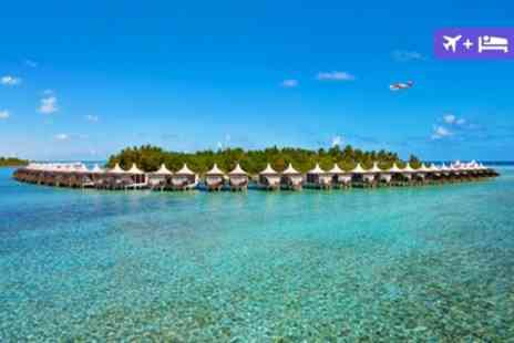 Cinnamon Hakuraa Huraa Maldives - Four Star Stay in an Over water Bungalow All inclusive - Save 0%