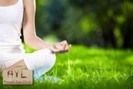 Ayurvedic Yoga Lifestyle - 60 minute personalised yoga therapy consultation & treatment - Save 60%