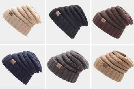 Secret Storz - Warm woolly hat Choose from four colours - Save 75%
