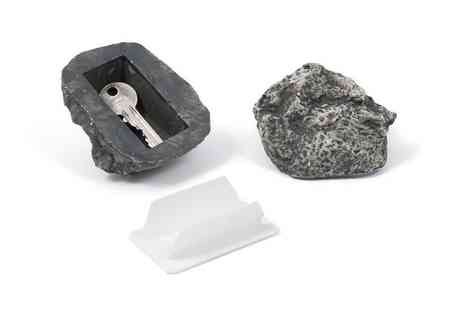 London Exchain Store - Hide a key rock key holder - Save 70%