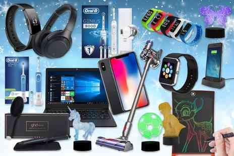 Avant Garde - Mystery electronics deal OralB Toothbrushes, Apple products, smart watches and more - Save 0%