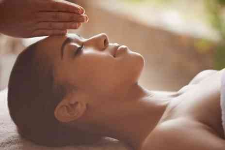 Q Wellness - 60 Minute Facial with Optional 15 Minute Face and Neck Massage - Save 58%