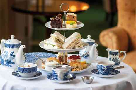 The Imperial Hotel - Sparkling afternoon tea for Two - Save 49%