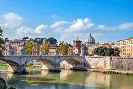 Metropolis Hotel Chateaux - Four Star Stylish Hotel Near the Vatican in 1920s Townhouse for two - Save 80%
