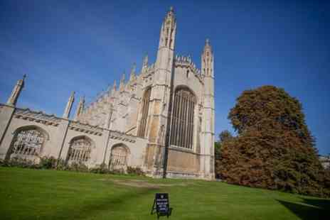 Cambridge Alumni Tours - Student Guided Cambridge University and City Tour Plus Kings College Ticket - Save 0%