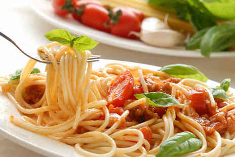 La Famiglia - Delicious three course Italian meal including a starter, main and a dessert - Save 62%