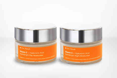 Dr Ever Youth - Hydra vitamin C day and night gift set - Save 81%