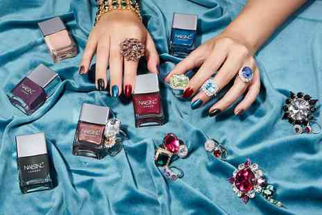 Nails Inc - Two Nails including mystery polish colours - Save 67%