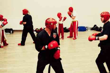 Edinburgh Assassins Kickboxing EAK - Five or Ten Kickboxing Classes - Save 0%