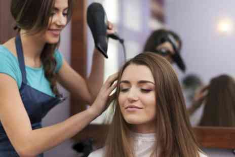Chelsea at Au Hair and Beauty - Full Head Tint, Conditioning, Cut and Blow Dry - Save 51%