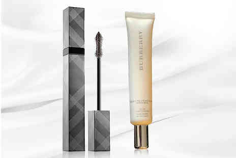 Wowcher Direct - Burberry illuminating glow or Burberry cat eye mascara - Save 75%