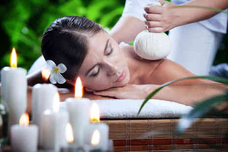 Park Gardens West - Pamper package for one with four treatments - Save 47%