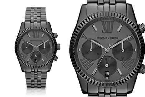 Ticara Watches - Ladies black Michael Kors MK5709 chronograph watch - Save 57%
