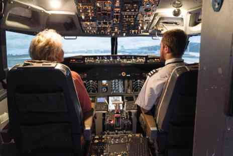 Virgin Experience Days - Flight Simulator Experience Aboard a Boeing 737 for 45 minutes - Save 0%