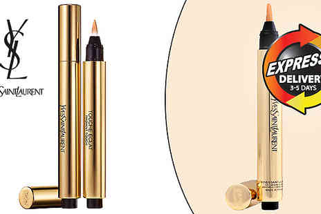 Fragrance and Cosmetics - YSL Touche Eclat 02 Ivorie Lumiere 2.5ml - Save 71%