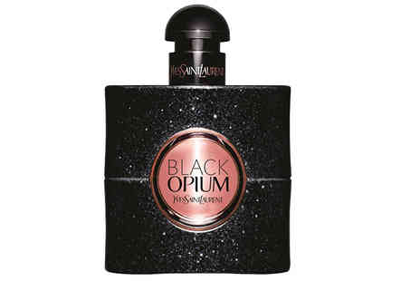 Fragrance and Cosmetics - Black Opium by Yves Saint Laurent Edt 90ml - Save 33%