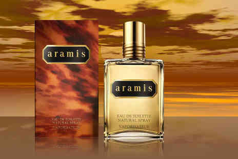 Wowcher Direct - 30ml Aramis eau de toilette - Save 35%