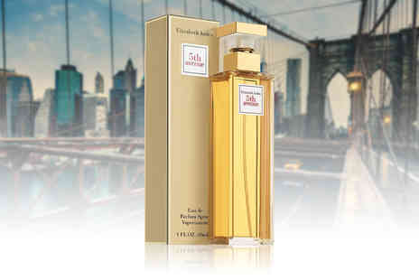 Wowcher Direct - Elizabeth Arden Fifth Avenue 30ml Edp spray - Save 29%