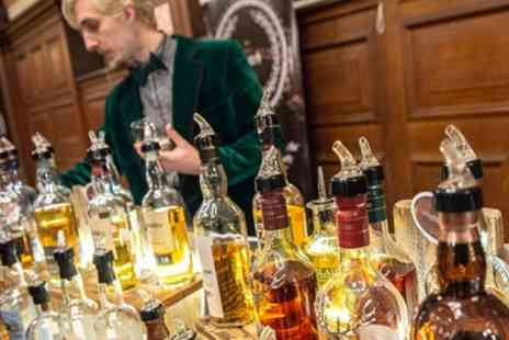 The Whiskey Affair - Two tickets from 22nd February 2020 at Haslemere Hall or 2nd May 2020 - Save 56%