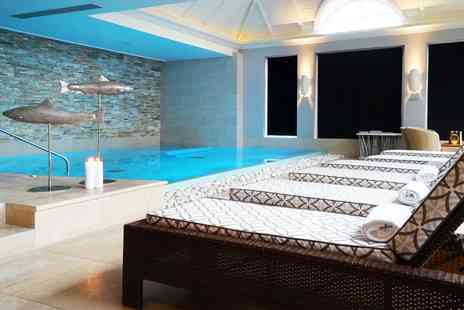 Cotswolds House - Spa treat with massage and cream tea - Save 46%