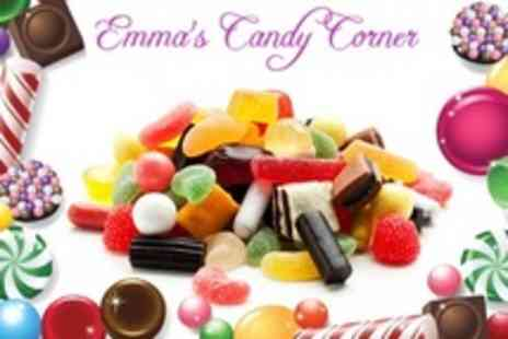Emmas Candy Corner - Candy Cart Hire With Sweets For Up to 100 Party Guests - Save 72%