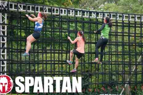 Spartan Race - Entry for one into Sprint, Sprint or Beast Spartan Race from 18th and 19th April, 20 and 21 June - Save 19%