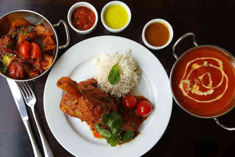The Everest Nepalese & Indian Restaurant - Seven course tasting menu for two - Save 68%