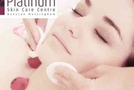 Platinum Skin Care Centre - Treatments - Save 67%
