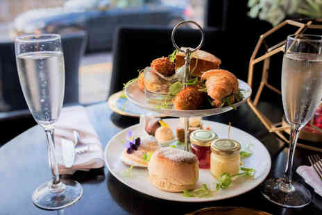 ETC - Afternoon tea for two with a glass of Prosecco or cocktail each - Save 50%