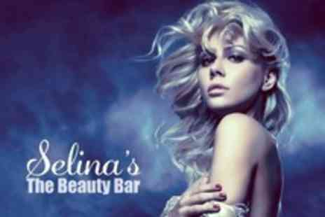 Selinas Hair - Full Head Highlights With Cut and Blow Dry - Save 63%