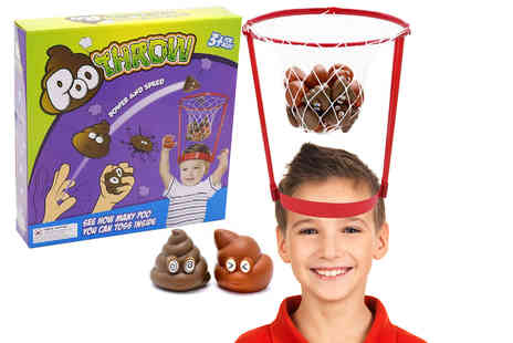 WowWhatWho - Poop head basketball toy - Save 0%
