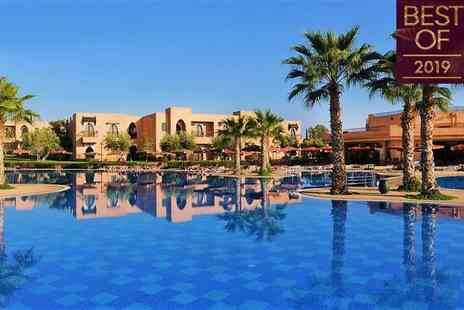 Ona Marrakech Ryads & Spa - Four Star All Inclusive Stay in Recently Renovated Oasis for two - Save 60%