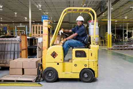 J&D Training - Choice of Forklift Course - Save 31%