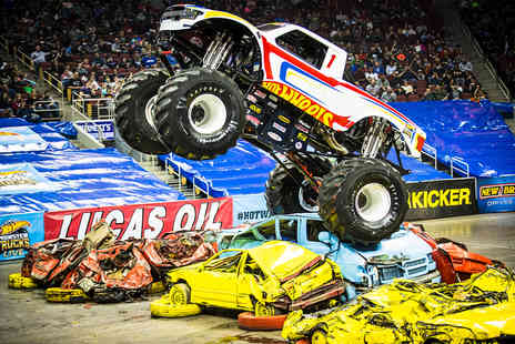 Live Nation - Ticket to Hot Wheels Monster Trucks Live - Save 47%