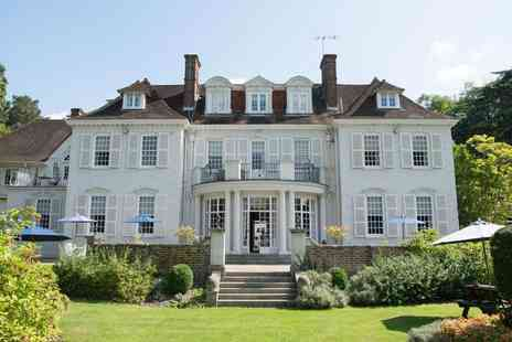 Gorse Hill Hotel - One night stay for two people with three course dinner, breakfast and late checkout - Save 39%