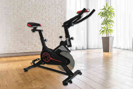 Games & Fitness - 9kg exercise spin bike - Save 55%