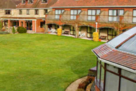 Springfield Country Hotel - A Scenic Stay for Two on Dorset's Jurassic Coast - Save 53%