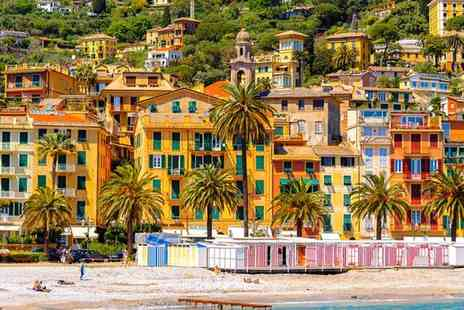 Grand Hotel Bristol Resort & Spa - Four Star Historic Hotel on the Italian Riviera for two - Save 65%