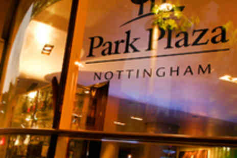 Park Plaza - One Night Nottingham City Break - Save 56%