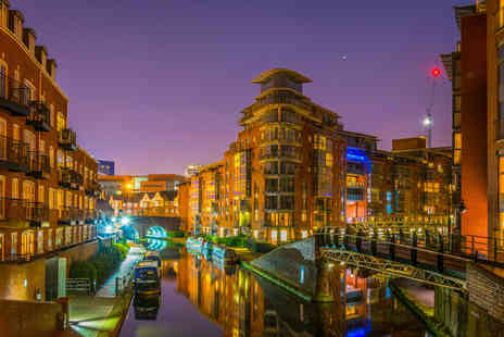 OMGhotels - Overnight Birmingham stay with breakfast and three course dining - Save 0%
