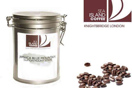Sea Island Coffee - Exclusive Gift Set of James Bonds favourite coffee, the divine Jamaica Blue Mountain - Save 61%
