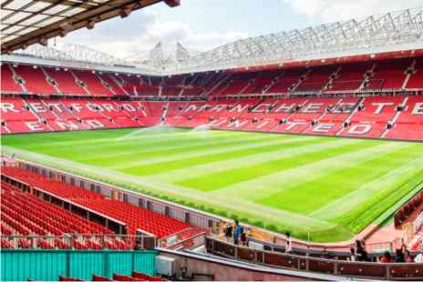 Virgin Experience Days - Manchester United Football Club Stadium Tour for Two Adults - Save 0%
